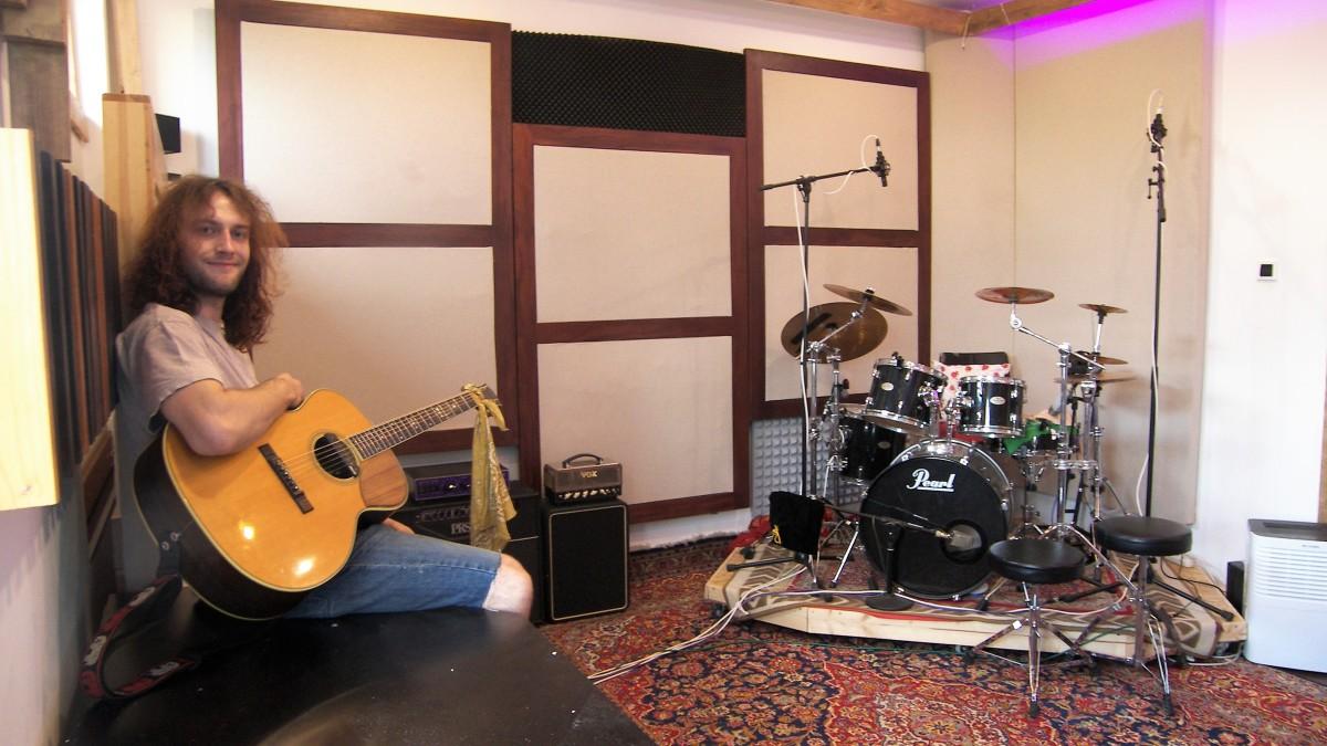 Tims Tonstudio im Hafentor