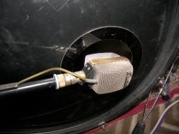 Bassdrum-Mikrophon, sehr gut!