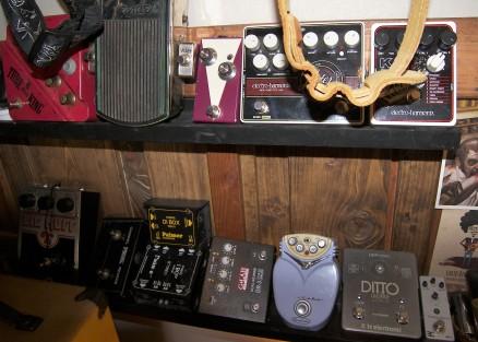 Gitarren-Effektgeräte
